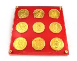 Feng Shui Nine Amulet Plaque
