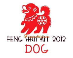 Feng Shui Kit 2012 for Dog