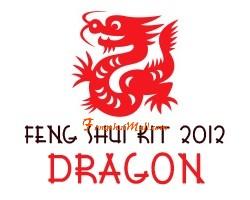 Feng Shui Kit 2012 for Dragon