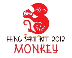 Feng Shui Kit 2012 for Monkey
