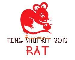 Feng Shui Kit 2012 for Rat