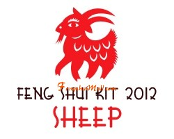 Feng Shui Kit 2012 for Sheep