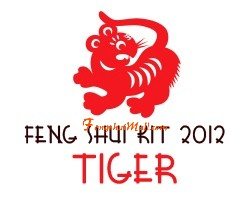 Feng Shui Kit 2012 for Tiger