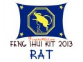 Feng Shui Kit 2013 - Horoscope Rat