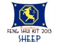 Feng Shui Kit 2013 - Horoscope Sheep