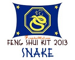 Feng Shui Kit 2013 - Horoscope Snake