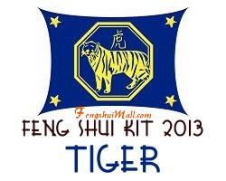 Feng Shui Kit 2013 - Horoscope Tiger