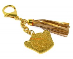 God of Wealth Keychain
