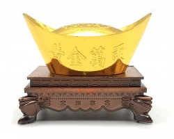 Gold Ingot to Attract Wealth