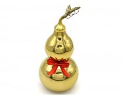 Golden Brass Wulou for Health Luck