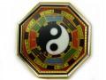 Golden Fengshui Bagua (Hologram)