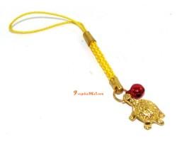 Golden Tortoise Mobile Hanging