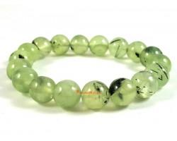 Green Rutilated Quartz Bracelet