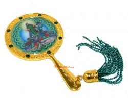 Green Tara Mirror for Empowerment