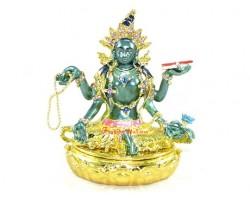 Bejeweled Green Tara