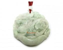 High Grade Jade Pi Yao Pendant