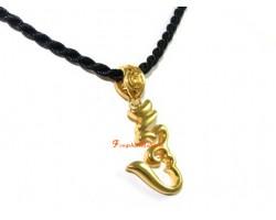 Hum Pendant (Golden)