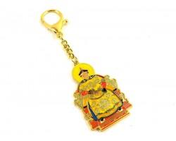 Jade Emperor Heaven Amulet Keychain