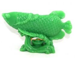 Good Fortune Arowana (Jade color)