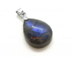 Labradorite with Strong Blue Sheen Pendant