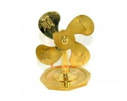 4 inch Luck Transforming Fan