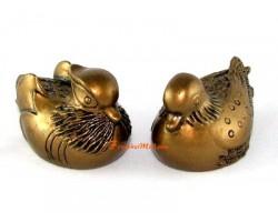 Feng Shui Mandarin Ducks for Love Luck