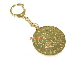 Medallion for Wealth and Power