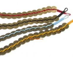 Mini Chinese Coins Bracelet