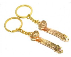 Pair of Ruyi Keychain for Couples
