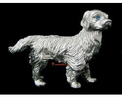 Pewter Horoscope Animal - Dog