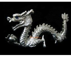 Pewter Horoscope Animal - Dragon