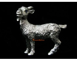 Pewter Horoscope Animal - Sheep