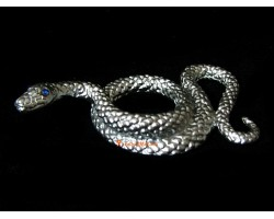 Pewter Horoscope Animal - Snake