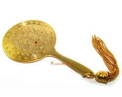 Prosperity Mirror for Attracting Money Luck