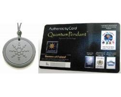 Scalar Energy Quantum Pendant