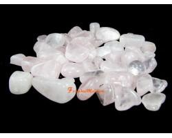 Rose Quartz Crystal Chips (100g)