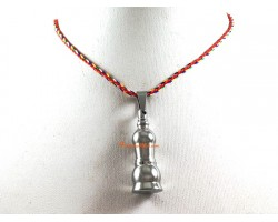 Stupa Pendant with Karma Removal Mantra