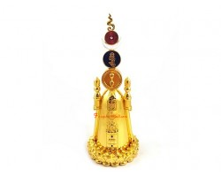 Sun and Moon 5 Element Pagoda (9 inches)