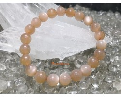 Sunstone Crystal Bracelet (High Grade)