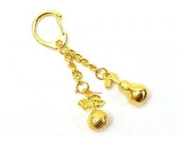 Tai Kat Tai Lay for Big Auspicious Keychain
