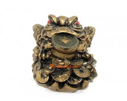 Feng Shui Three Legged Toad