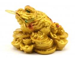 Three Legged Wealth Frog