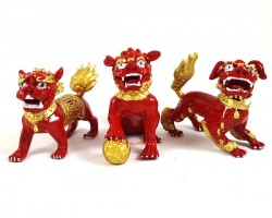 Three Red Lions Remedy for Three Killings