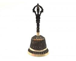 Seven Metal Tibetan Hand Bell