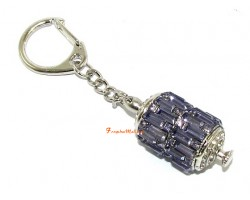 Tibetan Prayer Wheel Keychain