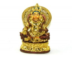 Tibetan Wealth God Yellow Jhambala