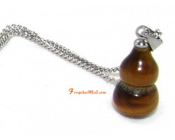 Tigers Eye Wulou Pendant for Health Luck