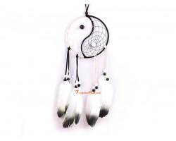 Traditional Handmade Yin Yang Dreamcatcher