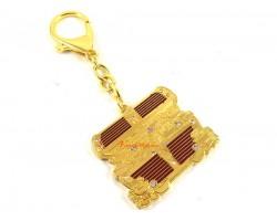 Treasure Box Amulet Keychain