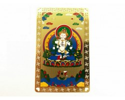 Vajrasattva Metal Card